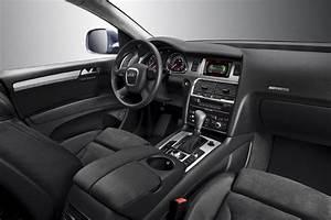 Audi Q7 Interieur : photos audi q7 ~ Nature-et-papiers.com Idées de Décoration