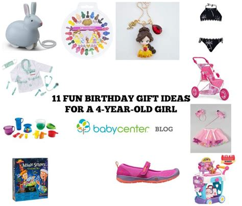 gift ideas for under 4 year old 11 birthday gift ideas for a 4 year babycenter