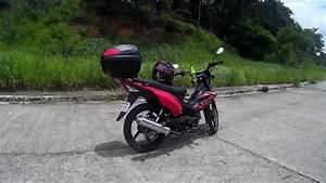 Honda Xrm 125 Motard - Touring Setup