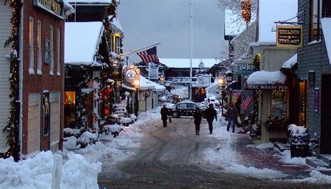 christmas towns  rhode island