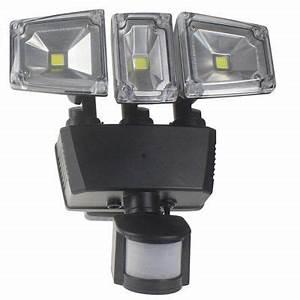 Projecteur Exterieur Double : projecteur solaire ext rieur d tection cerberus led 12w ~ Edinachiropracticcenter.com Idées de Décoration