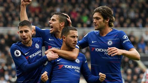 8 changes from Saturday match: Chelsea starting lineup ...