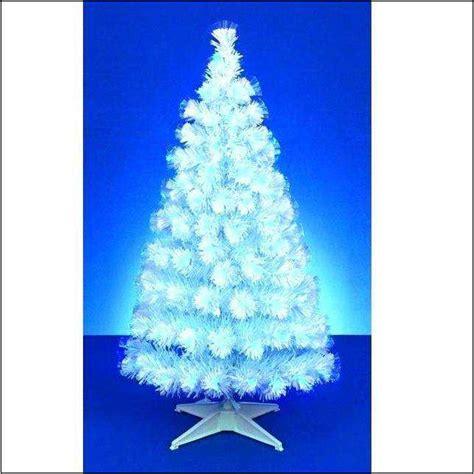 argos fiber optic christmas tree 5ft white fibre optic tree argos