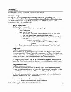 personal biography essay format pdf