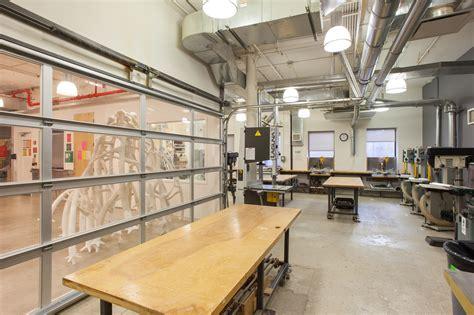 woodshop facilities bfa fine arts department sva nyc