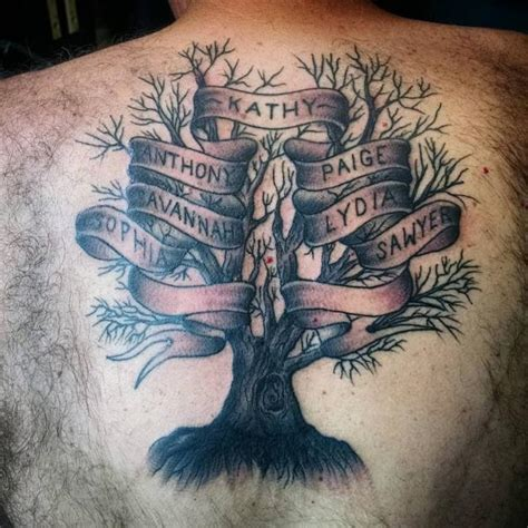 Tatouages Symboles D'amour Et Famille