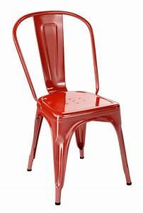Chaise Metal Tolix : les 50 coloris de la chaise tolix a ~ Teatrodelosmanantiales.com Idées de Décoration
