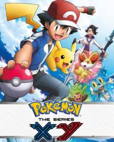 Pokemon XandY Mini Poster