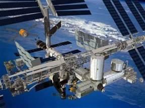 ISS Columbus ham radio HT inoperative