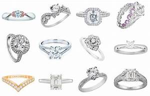 Choose A Diamond Ring Shapes And Styles For You