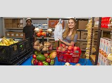Huskie Food Pantry NIU Student Involvement
