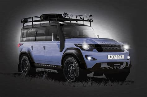defender jeep 2016 new defender coming in 2016 funrover land rover blog
