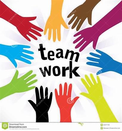 Teamwork Diversity Royalty Team Clipart Better