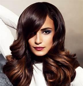 Couleur Cheveux Marron Chocolat : tendance coloration cheveux marron chocolat ~ Melissatoandfro.com Idées de Décoration