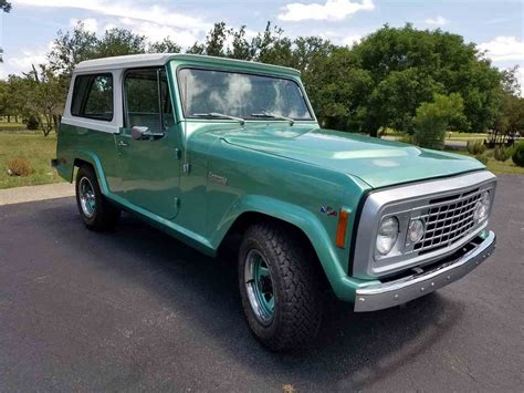 jeep jeepster for sale 1972 jeep commando for sale classiccars com cc 997943
