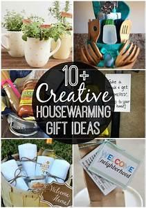 Creative Housewarming Gift Ideas - Happy-Go-Lucky