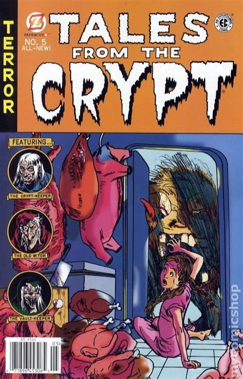 Tales From The Crypt Comic Books Issue 5