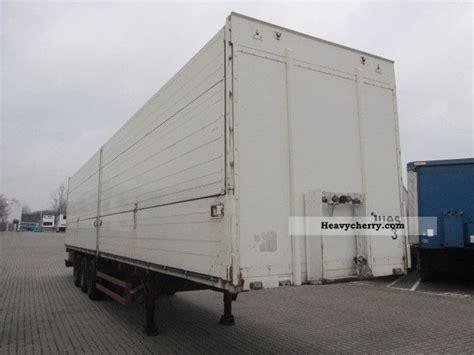 Orten Three-axle Semi-dry Freight Box Sko Schwenkw 2002