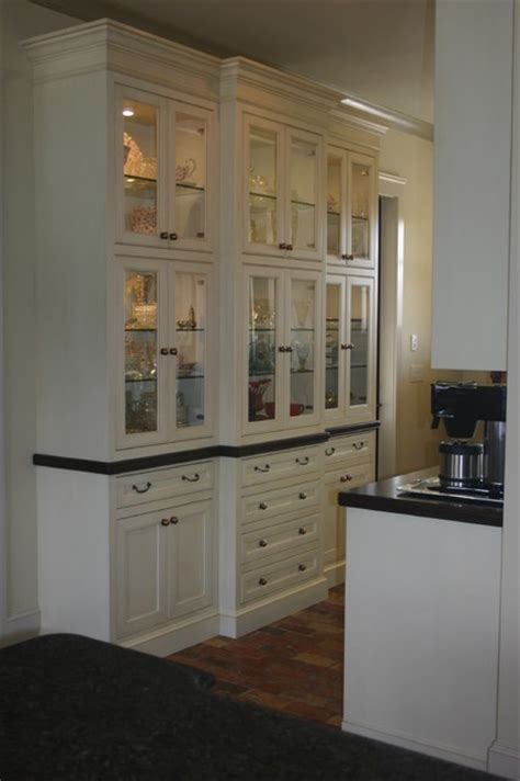 built in china cabinet built in china cabinets and butler pantry