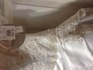 Oleg Cassini Olga Cassini Wedding Dress on Sale, 76% Off ...