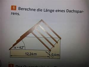 Länge Eines Vektors Berechnen : l nge l nge berechnen von einem dachsparren mathelounge ~ Themetempest.com Abrechnung