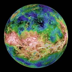 Venus Facts - The Planet Venus - Venus For Kids