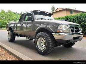 1ftzr15v9ypb21636 2000 ford ranger xlt 4x4 lifted