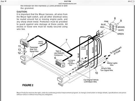 Meyer Plow Lighting Insight Ford Truck Enthusiasts Forums