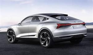 Neue Hybrid Modelle 2019 : e tron sportback concept o futuro gt el trico da audi ~ Jslefanu.com Haus und Dekorationen