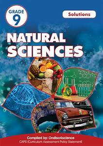 Natural Science Grade 9 Solutions Textbook And Study Guide