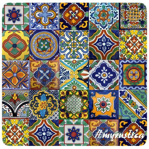 mexican tiles murals