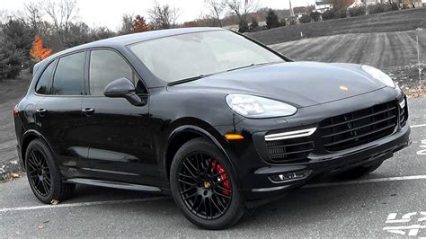 The 911 targa 4 gts and cayenne turbo s are celebrating their world premieres at the 2015 north american international auto show in detroit. 2016 Porsche Cayenne GTS: Review - YouTube