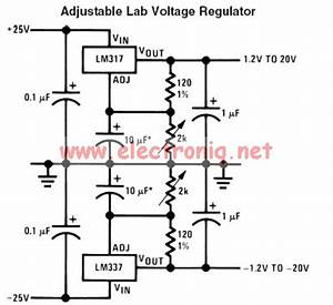 lm137 and lm337 adjustable negative voltage regulators With an adjustable voltage regulator lm317 to design the charging circuit