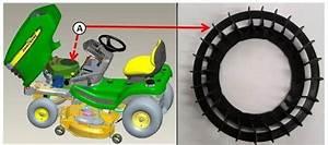 John Deere X300 Mower Belt Keeps Breaking