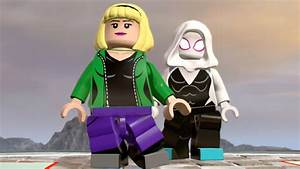 LEGO Marvel Super Heroes 2 - Gwen Stacy (Spider-Gwen ...