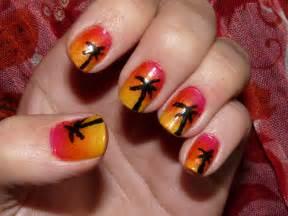 Summer nail art designs acrylic