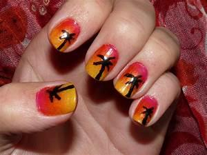 Summer Nail Art Designs – Acrylic Nail Designs