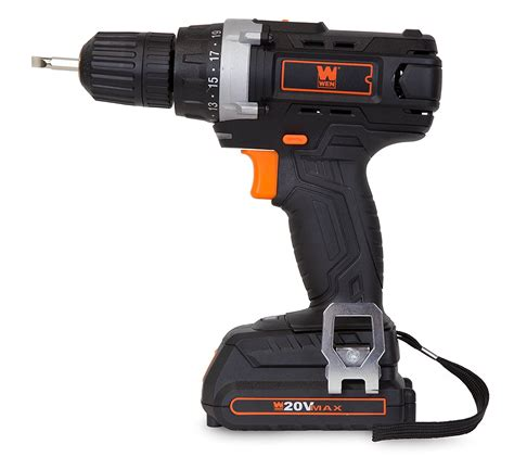 wen  cordless drill impact driver   compete