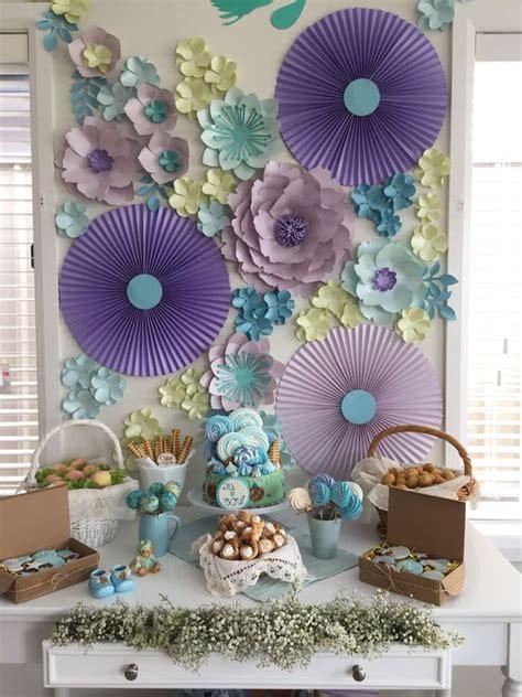 ideas  decorar  flores de papel curso de