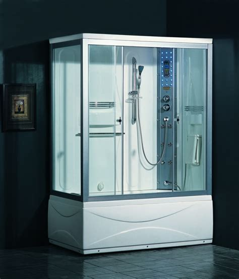 Steam Shower Enclosure by Mesda 905 Glass Steam Shower Enclosure