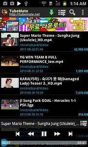 kimluc: TubeMate YouTube Downloader for Android phone