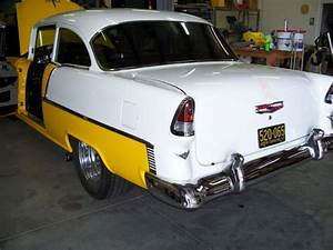 1955 Chevrolet Bel Air  150  210 2 Door Manual Transmission