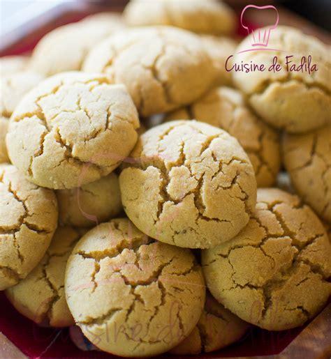 patissier et cuisine ghriba bahla recette en vidéo cuisine de fadila