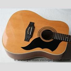 Eko Ranger 6, 1975, New Old Stock  German Vintage Guitar