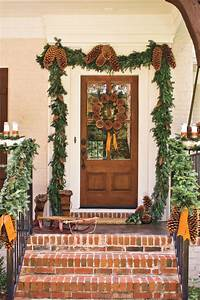 Spectacular, Holiday, Entry, And, Christmas, Door, Decorations