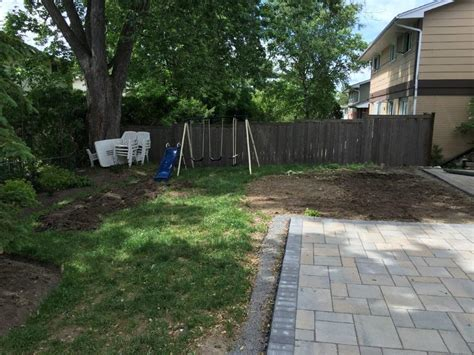 How To Level A Bumpy Lawn  Diy Lawn Expert. Patio Store Raleigh. Patio Pavers Moulds. Patio Ideas Ranch Style House. Patio Furniture For Sale Near Me. Cost To Install Exterior Patio Door. Outdoor Patio Furniture Za. Install Patio Heaters. Yorkstone Patio Designs