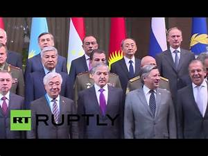 Tajikistan: CSTO ministers hold joint meeting in Dushanbe ...