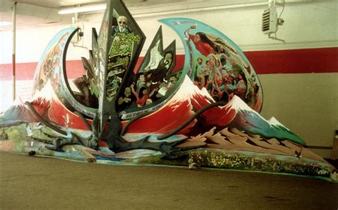 Denver Airport Murals Painted by More Murals By Leo Tanguma The Dia Conspiracy Files