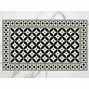 Tapis Pvc Carreaux De Ciment : tapis carreaux de ciment arles ~ Teatrodelosmanantiales.com Idées de Décoration