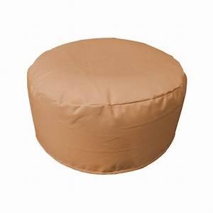 Bain De Soleil Gonflable : pouf de jardin gonflable taupe bain de soleil et hamac ~ Premium-room.com Idées de Décoration
